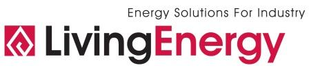 Living Energy company logo