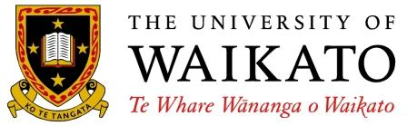 University of Waikato company logo